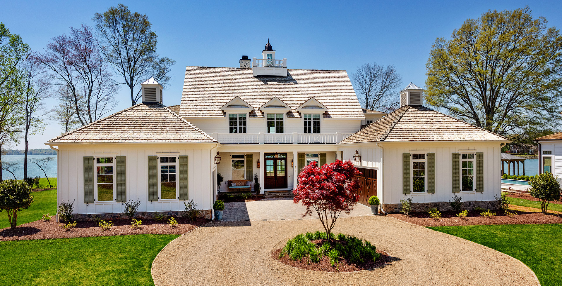 Luxury Lake Norman home