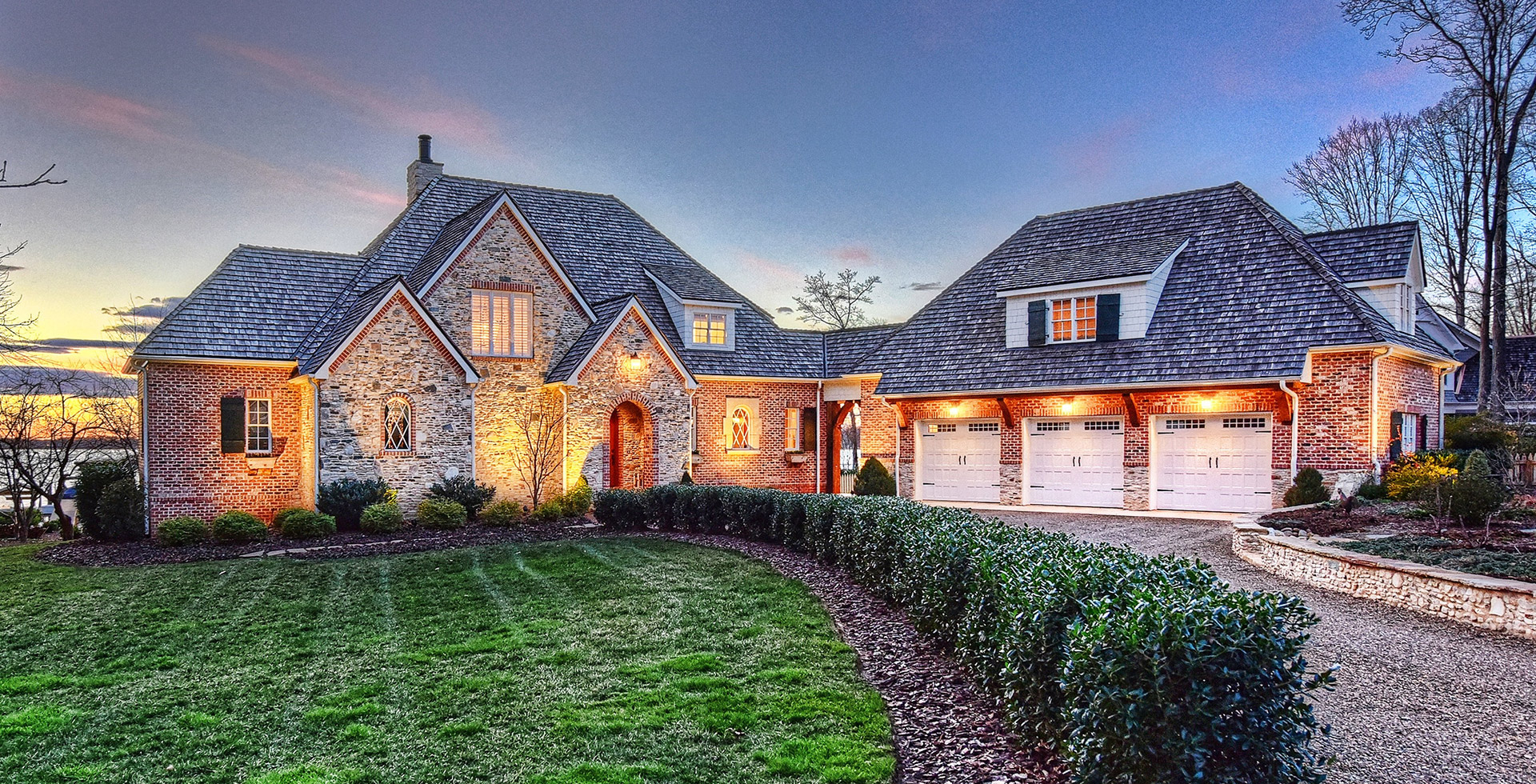 Luxury Lake Norman home
