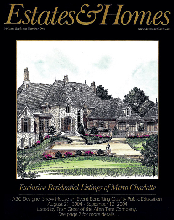 Estates & Homes Cover Feature